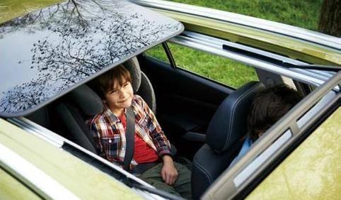 汽车全景天窗的正确调理方法,车主的福
