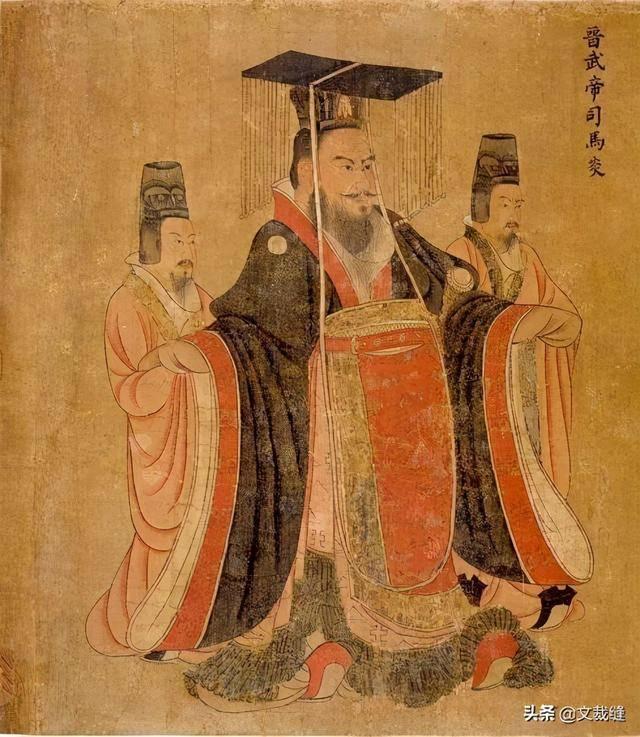 晋朝六大瞬间:淝水之战大败前秦的晋朝皇帝,竟被