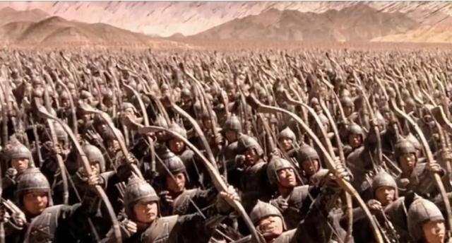 古代打仗的影视剧中,有的人身上中了一箭就死了