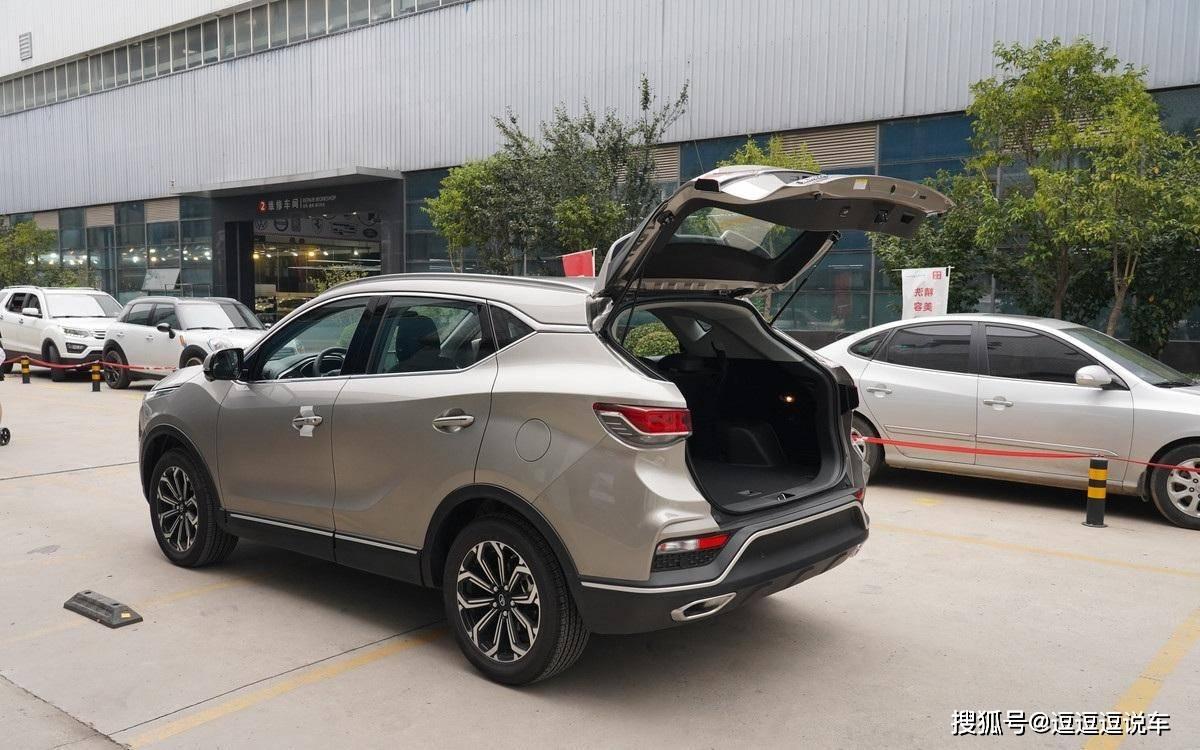 最后升级东南DX7,车主谈使用体验:同级别全能SUV
