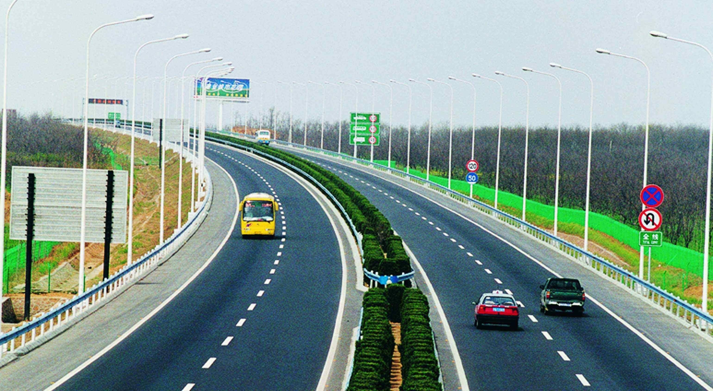 张南高速公路地图全图