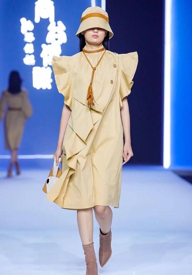 中国国际时装周2021春夏 尚谷传祺大秀