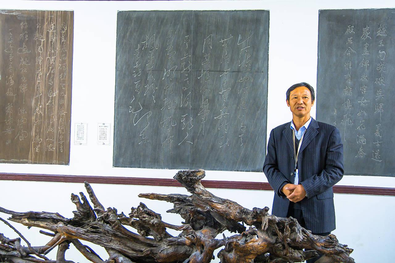 原创             自驾安徽,打卡诗仙李白七次到访之地,最终长眠之处