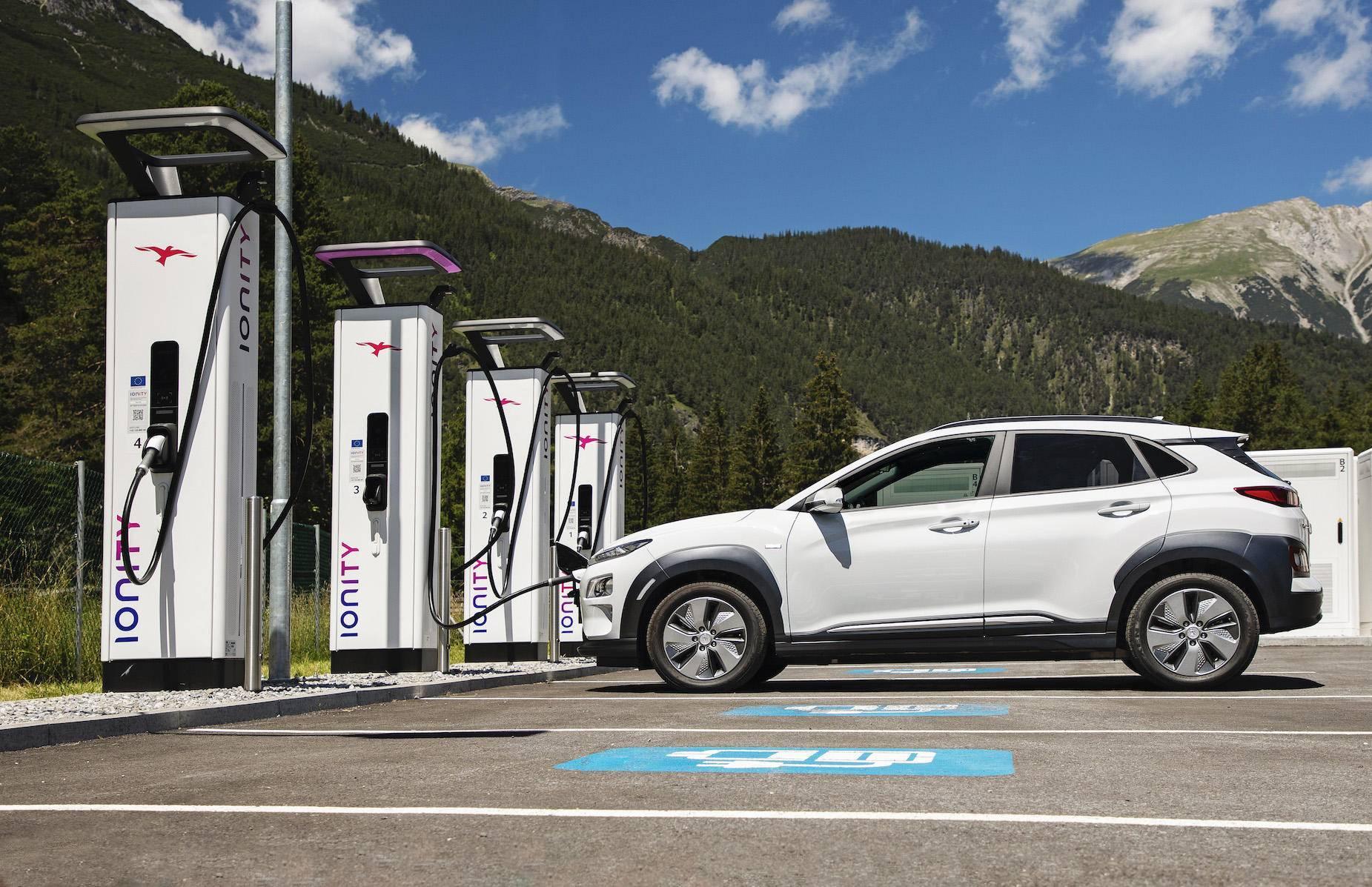 现代·起亚汽车加入IONITY 成功布局欧洲电动车充电网络