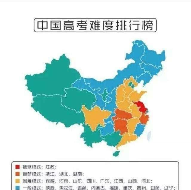 北京高考变迁史一——它也曾是一卷