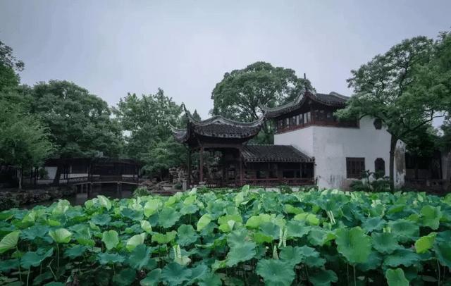 苏州巨无霸园林走红,可与颐和园齐名,距贺州1小时车程