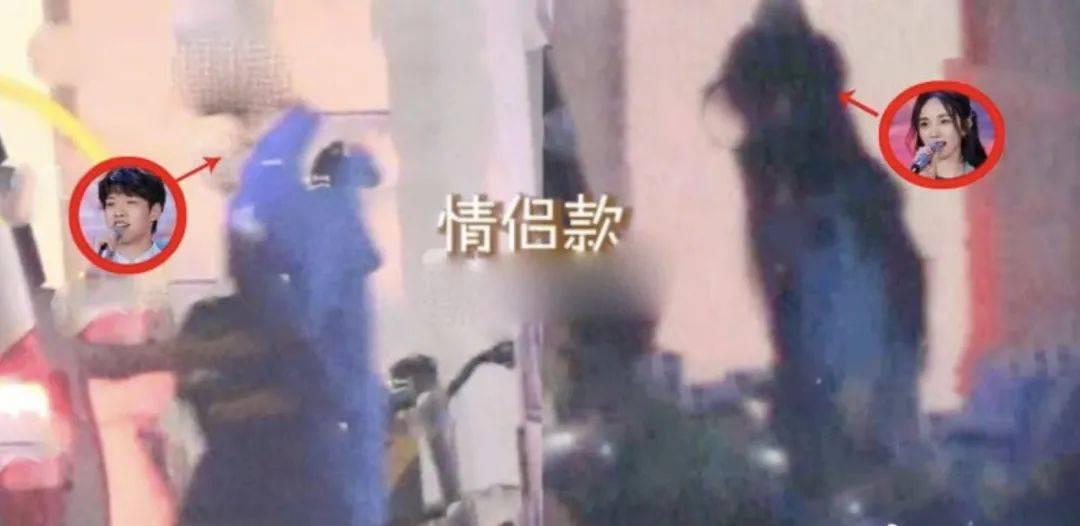 魏大勋染了杨幂最想测验考试的发色,网友:又置信恋爱了(图16)