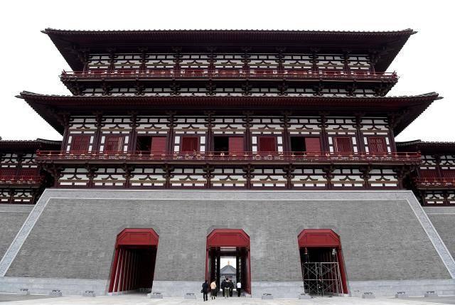 应天门遗址博物馆——[洛阳博特馆系列] 研学基地推荐