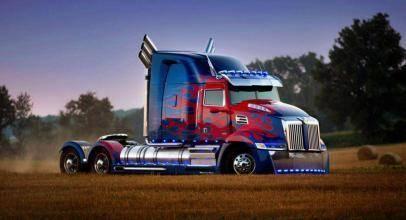 """原创   美国很多卡车是""""长鼻子"""",而咱国内大多是""""小平头"""",为什么?    第1张"""