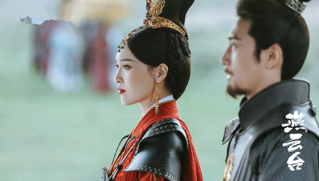 《燕云台》:异样扮演唐嫣的情敌,为何王楚然比孟子义受欢送?(图7)