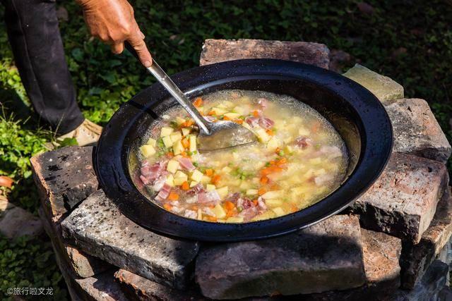 原旅游嘉兴,体验江南正宗代表美食,锅鸡,野