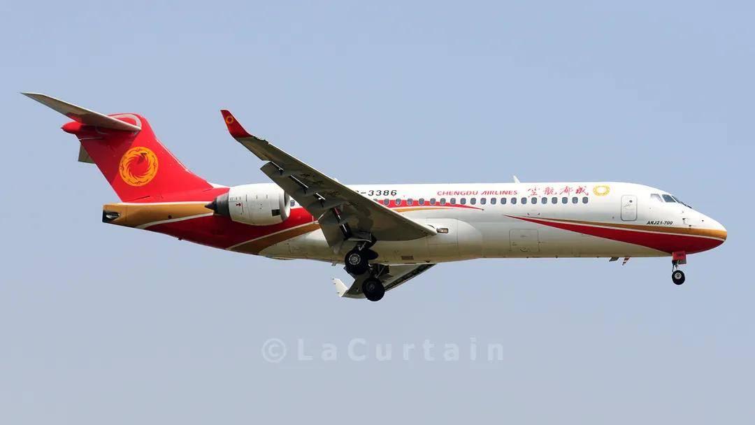 原创   波音737MAX即将复飞,123航空的ARJ21还在继续趴窝    第3张