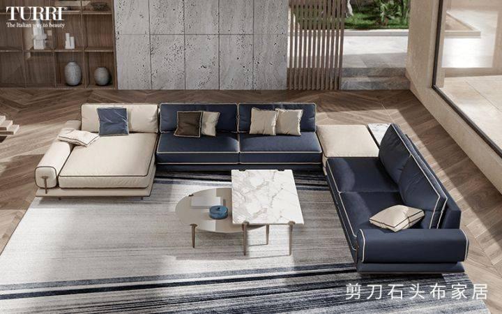 来自意大利的5款组合沙发,完美设计,坐拥高雅舒适新体验!