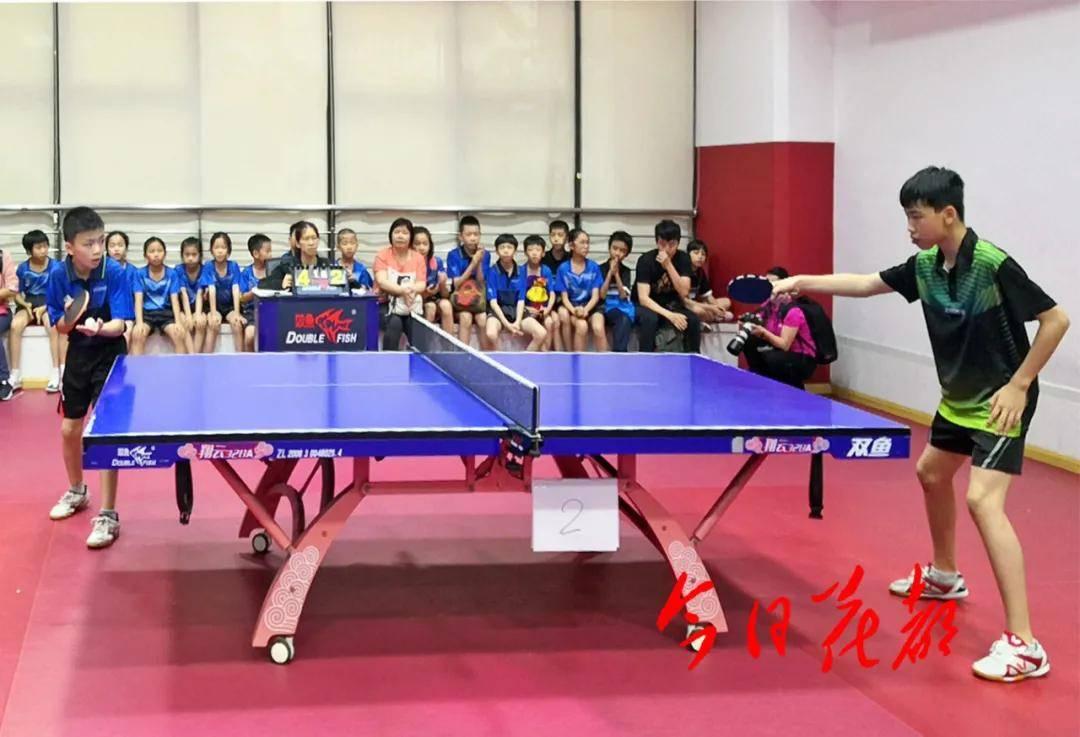 【犀利】花都乒乓健儿入选国家乒乓球青少集训队|亚博提款出款效率