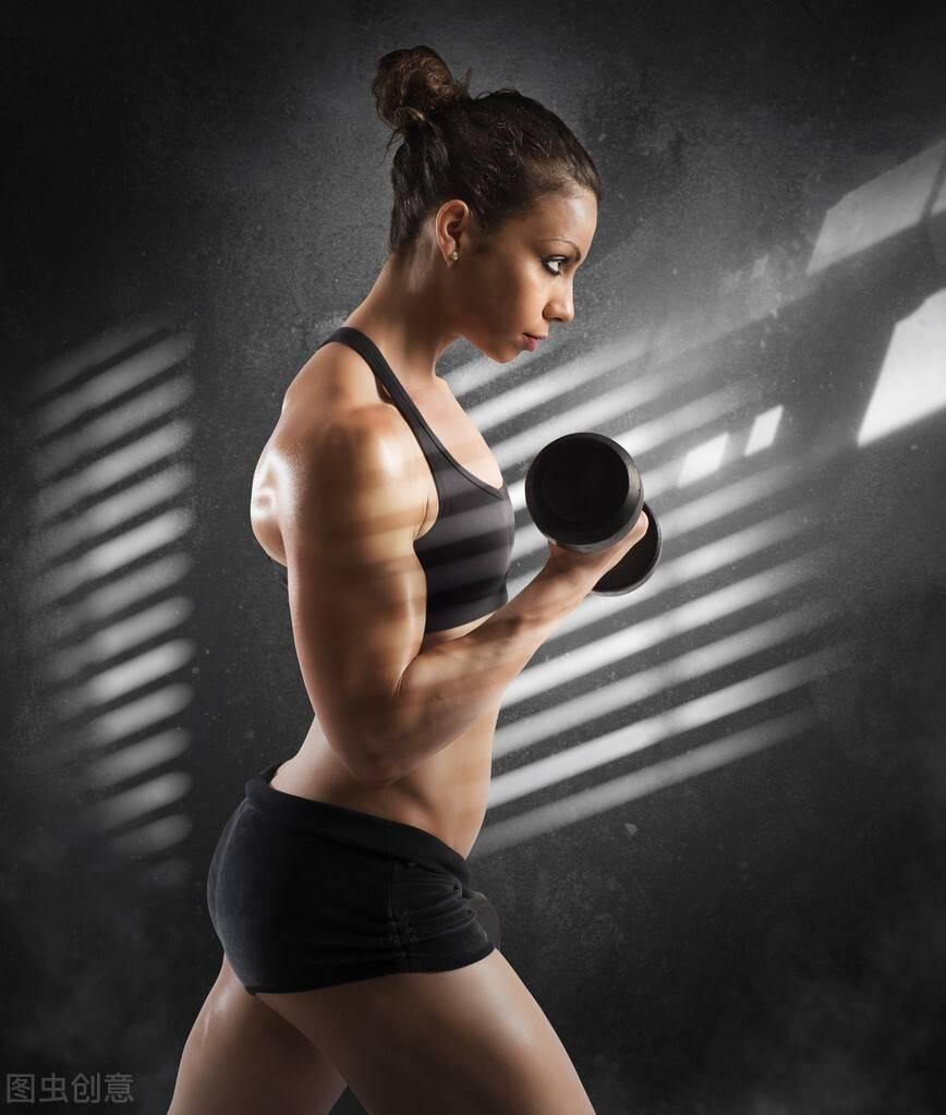 为什么说女生不用害怕力量训练,力量训练有什么好处?