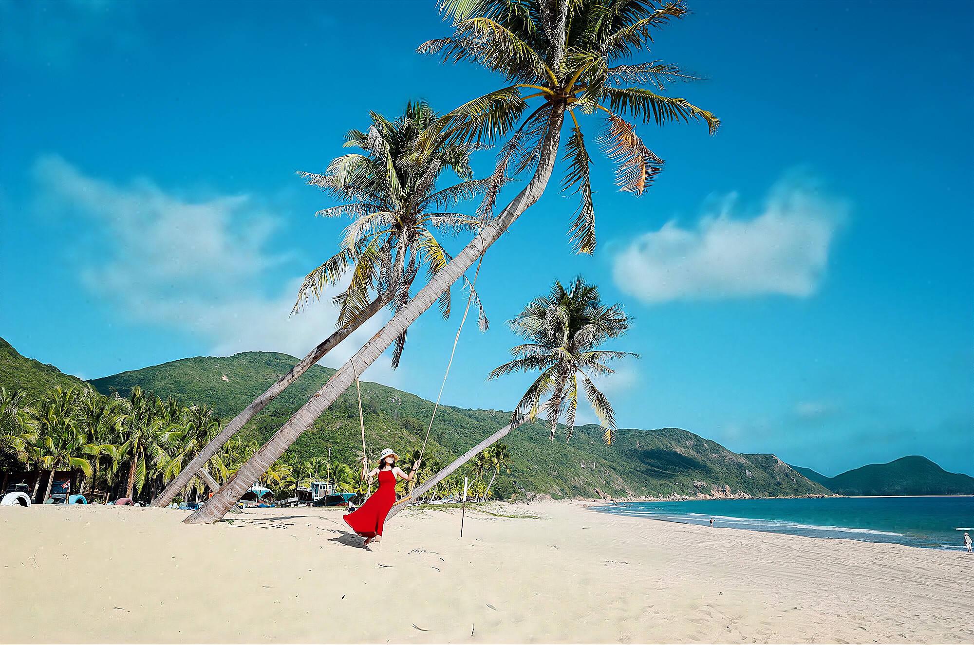 原创             海南藏着一处海岛秘境,距离三亚1小时车程,景色美如世外桃源