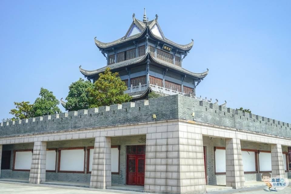 原创             安徽最会搬的景区,把华夏五千年精华部分搬了进来,还搬成了4A