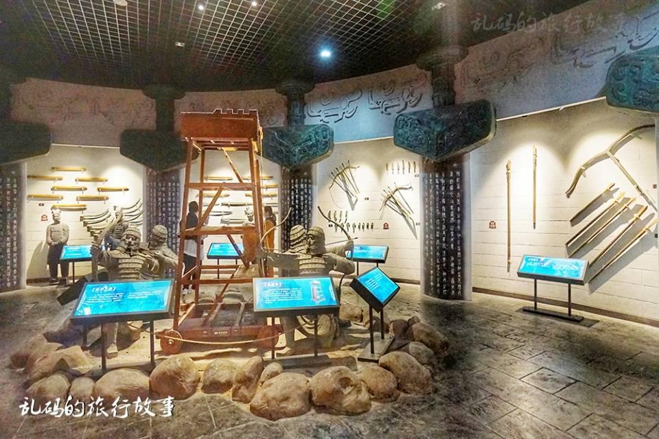 原创             全国规模最大的兵家文化园,耗资50亿按5A景区打造,就在山东广饶