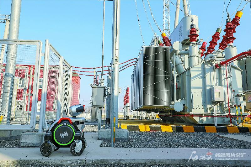 无刷直流电机驱动板,智能机器人巡检电力设备_茫丁乡