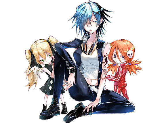 武井宏之漫画《通灵王》宣布推出新作 三个女孩为何走上通灵者的道路?