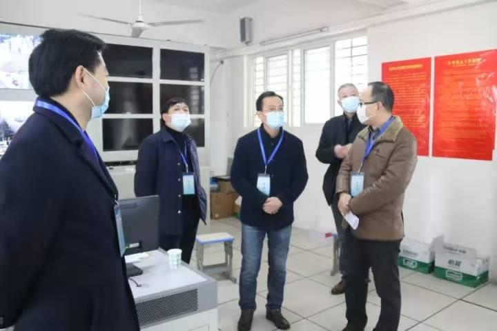 湖北汉川市2020年公开招聘社区专职工作人员考试笔试顺利举行