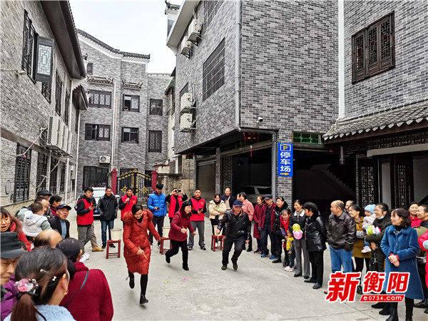新时代文明实践丨南岳:冬季运动会趣味多 邻里和谐乐翻天