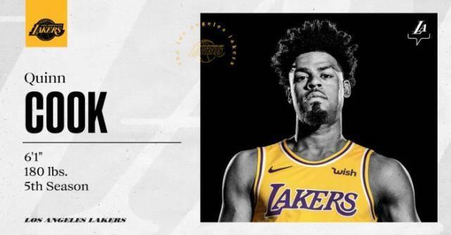 湖人一夜5消息!官宣簽回Cook,訓練營時間公佈,一眉哥繼續穿3號球衣!-黑特籃球-NBA新聞影音圖片分享社區