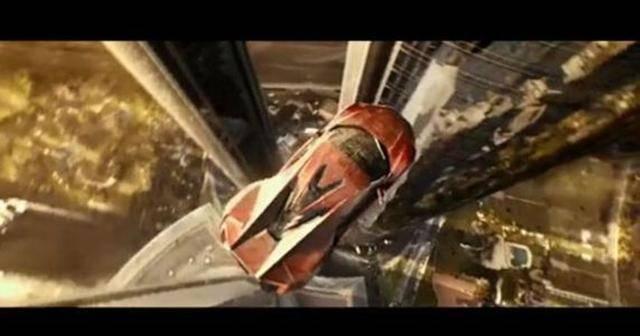 这款跑车全球仅7辆,电影中穿越迪拜高楼,神秘土豪花一亿买车