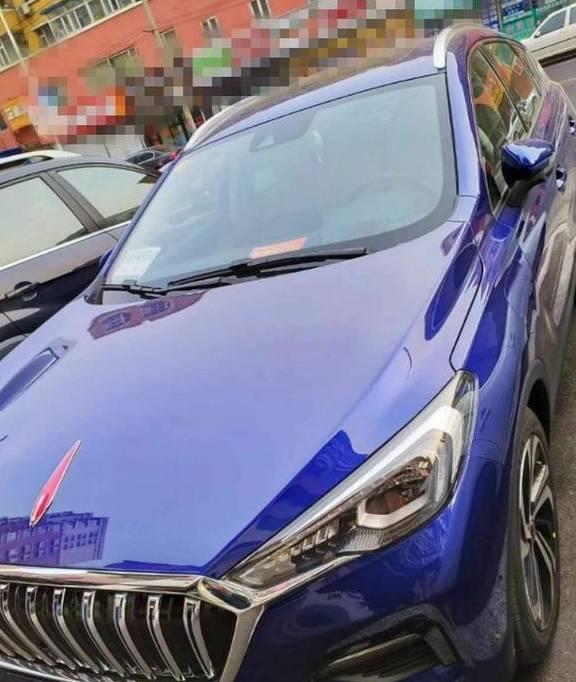 原国家第一红旗E-HS3到店,蓝色真车质感不错。另一场国内爆炸发生了