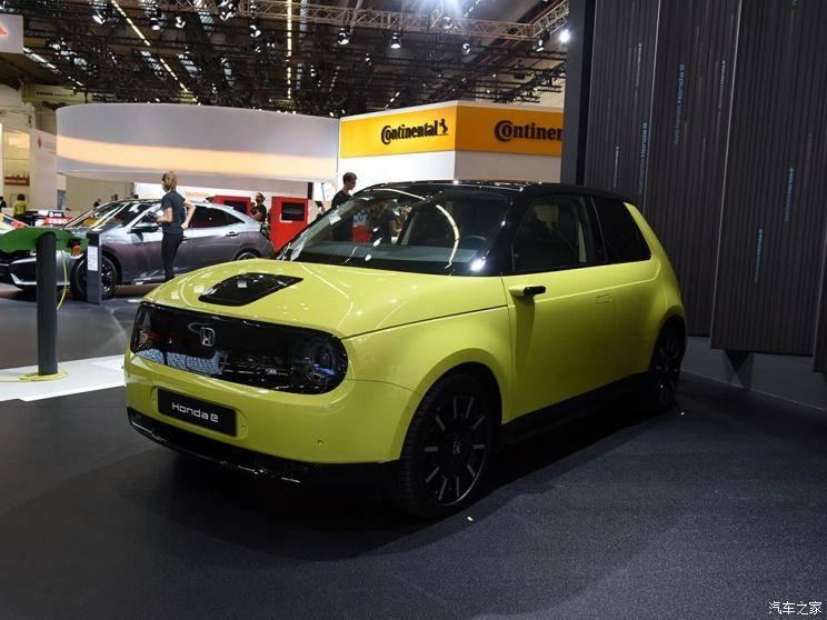 2022年!本田激进宣布在欧洲停售燃油车