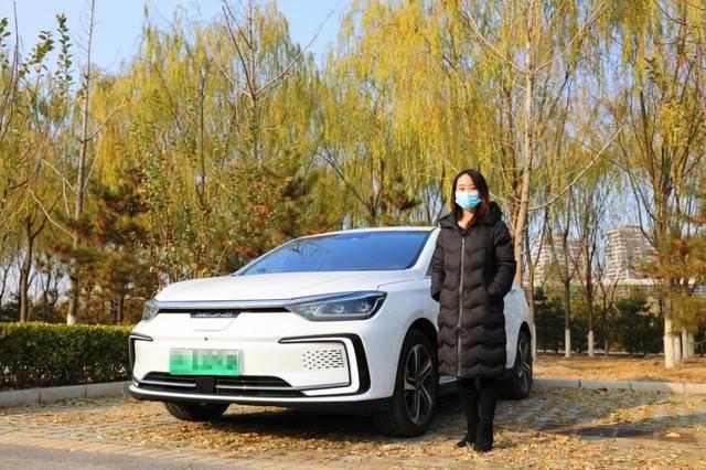 家用纯电动车是首选!北京女车主对北京-EU5的评价