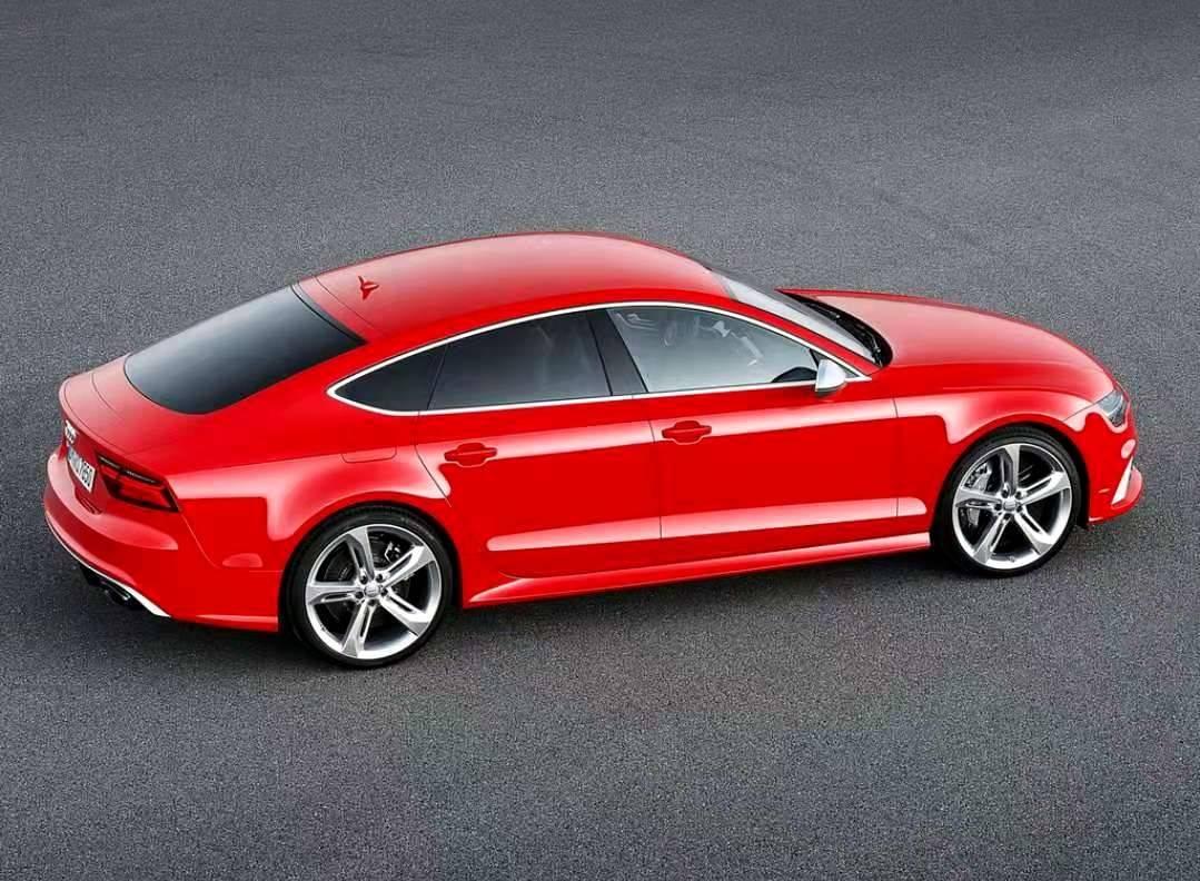 打造自己的新车,奥迪RS5价值高,操控出色