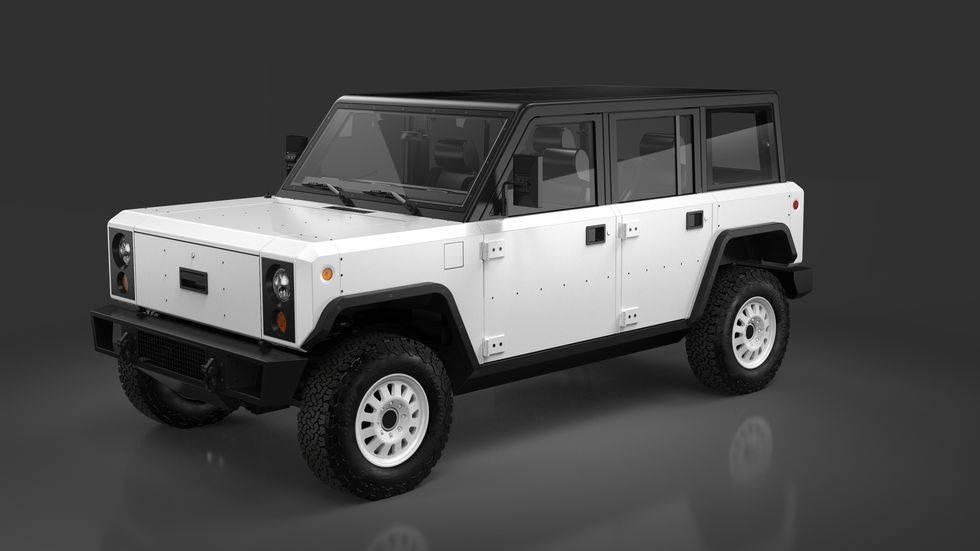 预计2021年底投产,Bollinger电动车透露更多量产意向