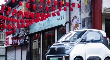 宝骏E200原厂值得买吗?方便安全是您旅行的好选择