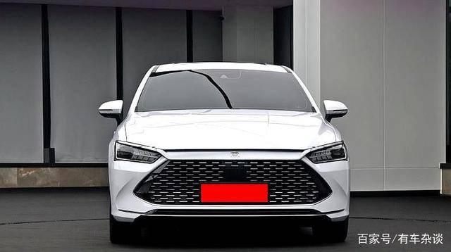 """比亚迪出现在""""最漂亮国产车"""",类似比亚迪韩,或者13w,明年上市"""