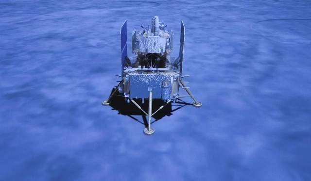 嫦娥五号成功降落四子王旗,外网友 2020年最伟大的太空成就