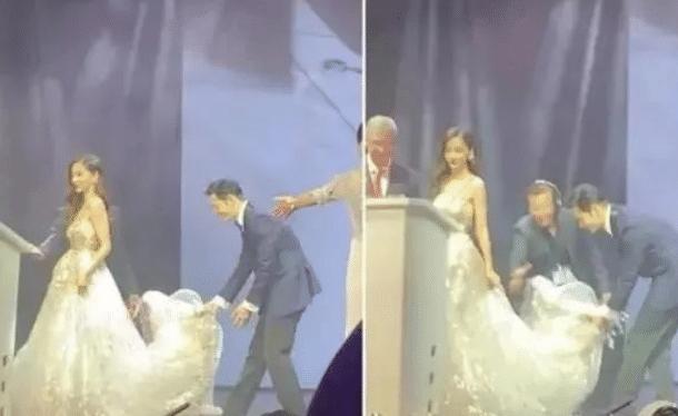 黄晓明和baby官宣离的婚是真的吗?婚姻竟是为炒作? 网络快讯 第8张