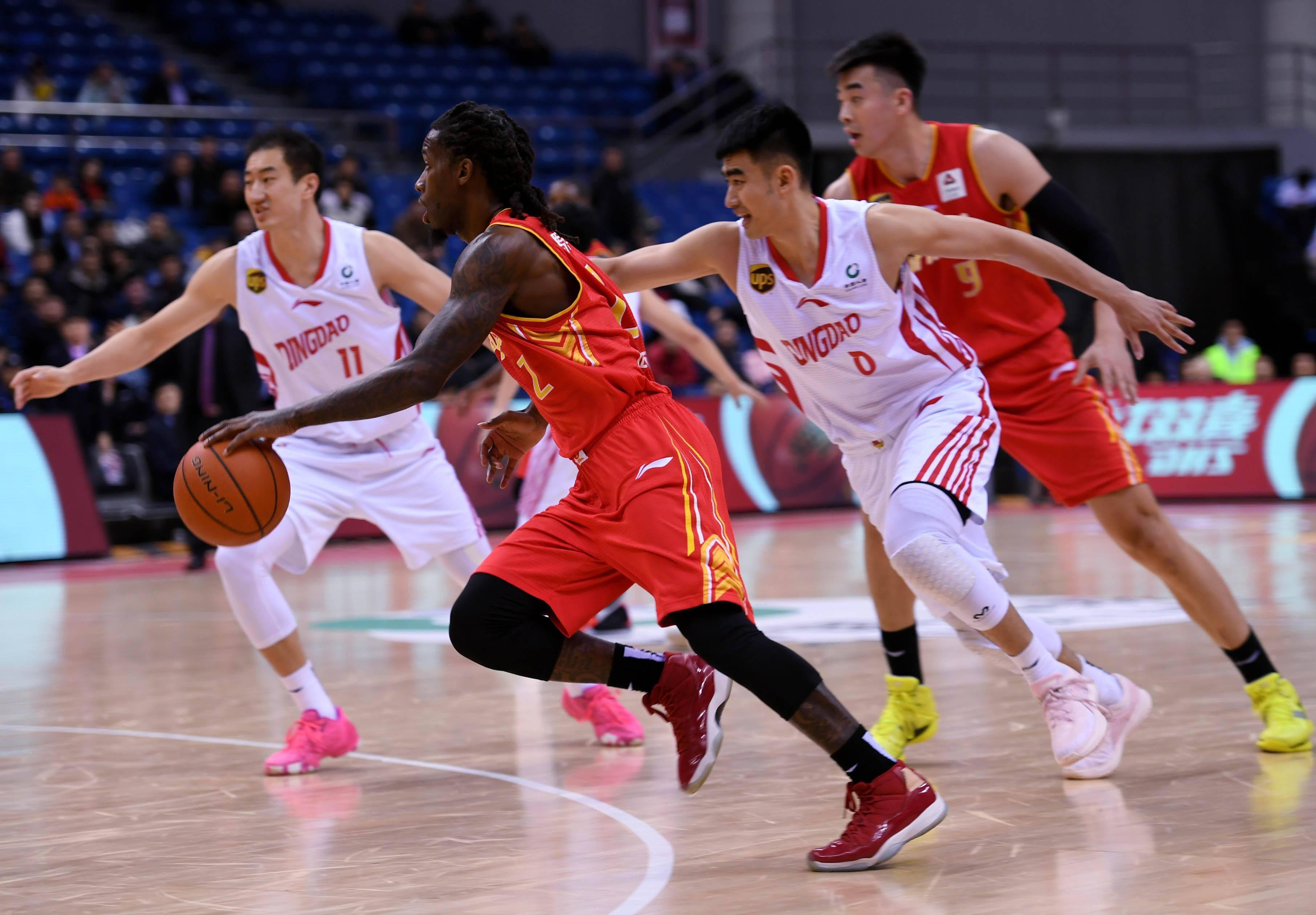 深圳马可波罗 VS 北京首钢 周四篮球赛事火热来袭