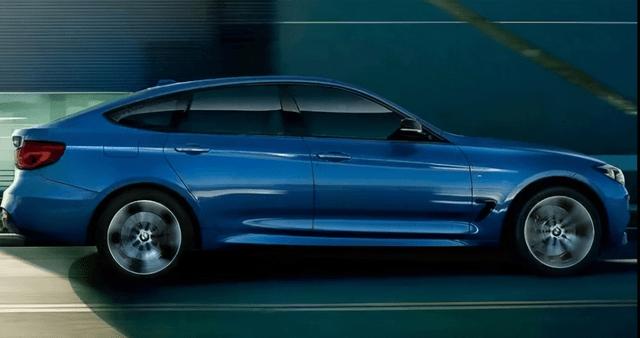 宝马3系GT豪华舒适引领驾驶兴趣