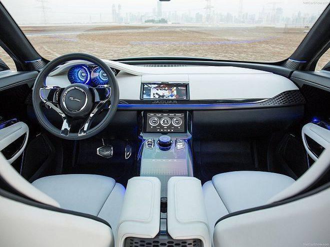 捷豹J-Pace SUV有望将特斯拉X型拉下电动汽车的神坛