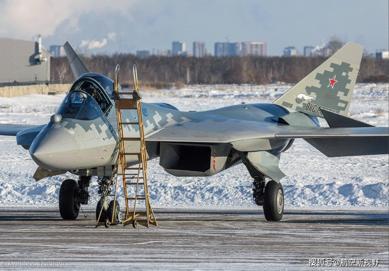 新西伯利亚传来好消息,量产苏57终于成功,俄军圣诞节最好的礼物