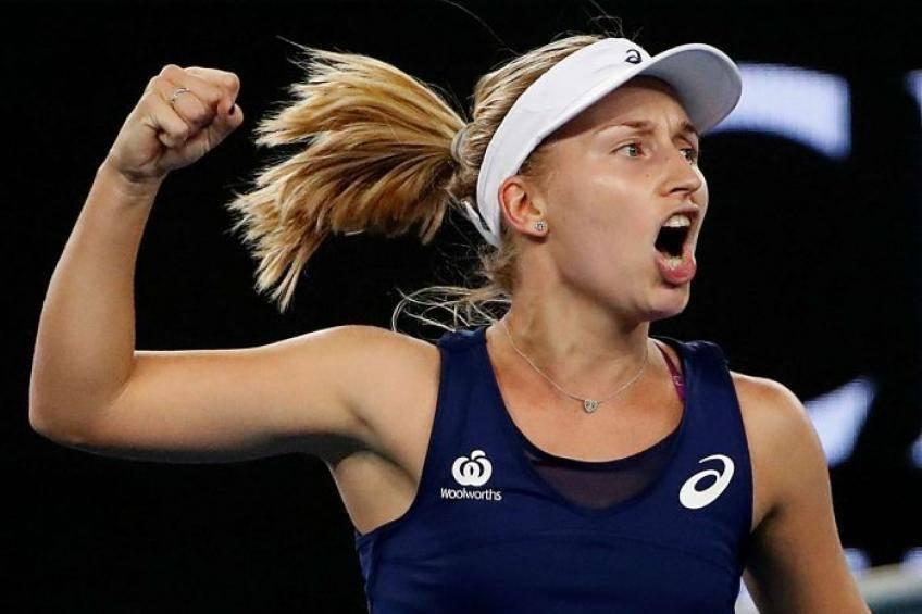 2021年澳网发布第一批正赛外卡 加夫里洛娃领衔6位选手入围