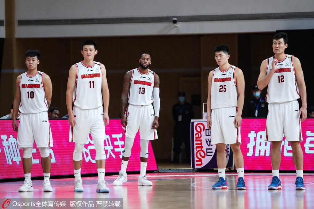 笨拙! 广东遭遇本赛季新低并因疲劳而迷失?  _上海队