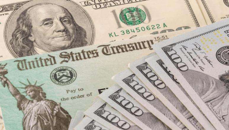 美国人均发钱_美国国旗
