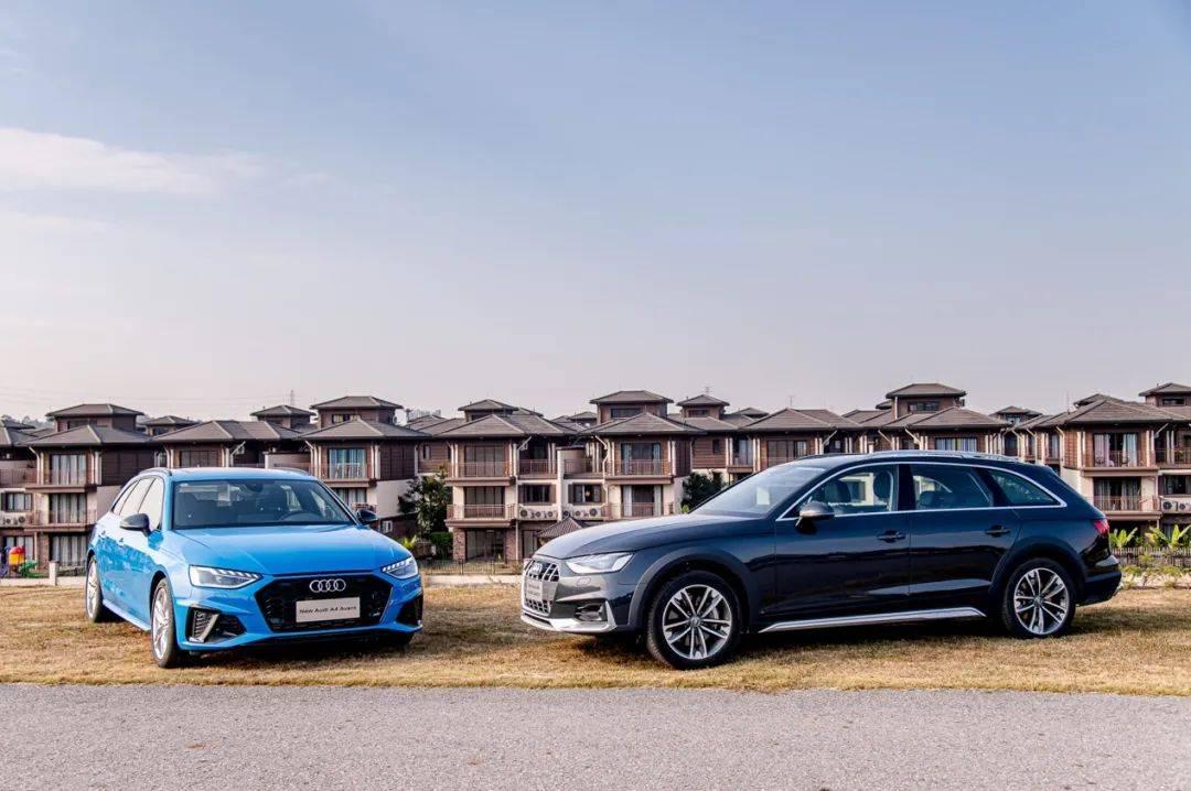定海深圳的世界繁华,讲述奥迪A4旅行车家族