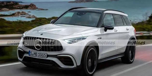 最初的奔驰AMG将推出一款新的独家SUV,位于GLE和GLS之间