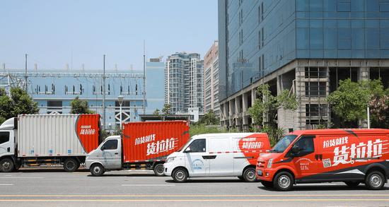 """原车下乡:微货创业有实力,说两个模式适合跑""""卡车帮""""和""""拉货"""""""