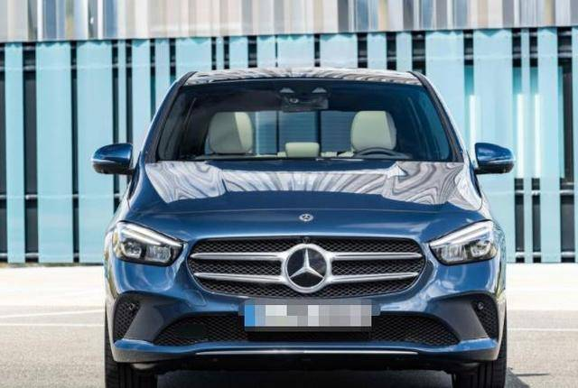 不可小觑的德国原型车,整车进口,强大的气田彰显身份