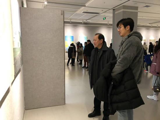 """""""意外与改变""""花桥纪2020年度邀请展开幕"""