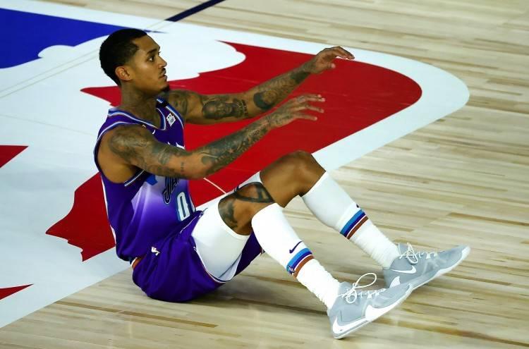 NBA再开罚单! 克拉克森与裁判不合法身体触摸被罚25000 NBA再开罚单! 克拉克森与裁判不合法身体接触被罚25000